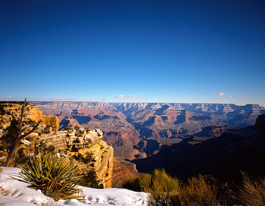 Nobody, North America, USA, Arizona, Grand Canyon National Park, from near Yaki Point
