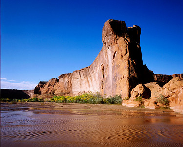 Duck Rock, Canyon de Chelly