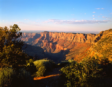 Nobody, North America, USA, Arizona, Grand Canyon National Park, View from Navajo Point of Marble Canyon
