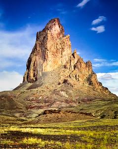Agathla Peak Volcanic Neck #1
