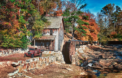 """Gresham's Mill # 2"""