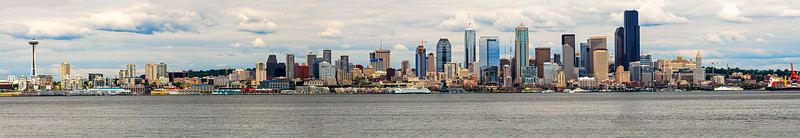 Seattle Pano