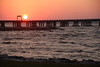 #8490, Sunrise over the Chesapeake Bay Bridge