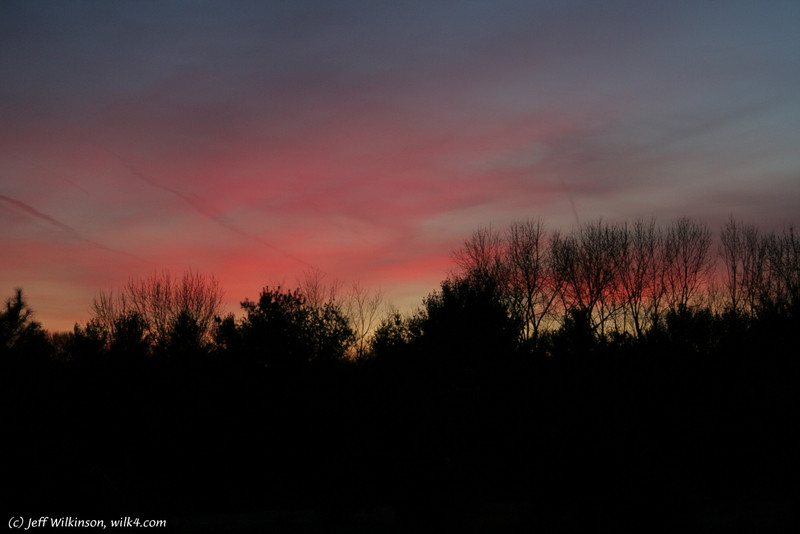 #7972, a december sunset