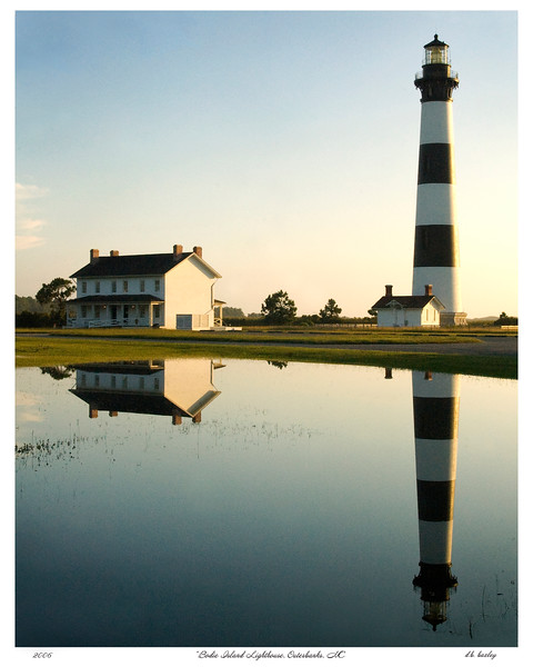 Bodie Island Lighthouse, Outerbanks, NC