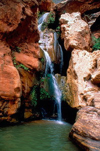 Elve's Chasm, Grand Canyon, Colorado River