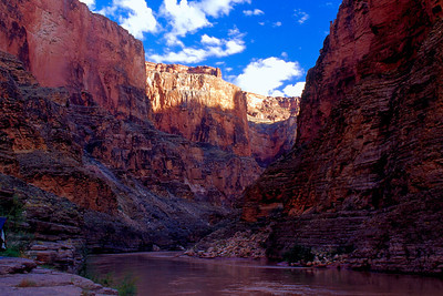 Calm Waters on the Colorado River, Grand Canyon