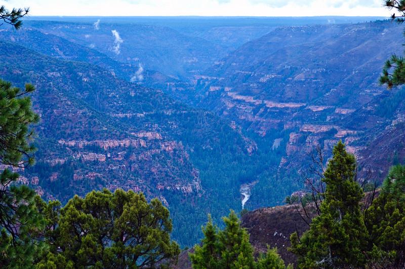Nobody,North America, USA, Colorado, Dolores River Canyon Overlook, near Dove Creek