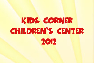 Kids Corner 2012