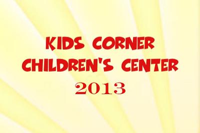 Kids Corner 2013