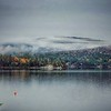 schroon lake mist