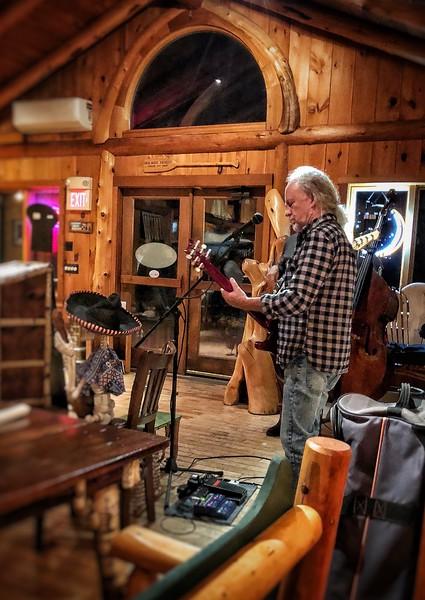 Music at Sticks and Stones Restaurant