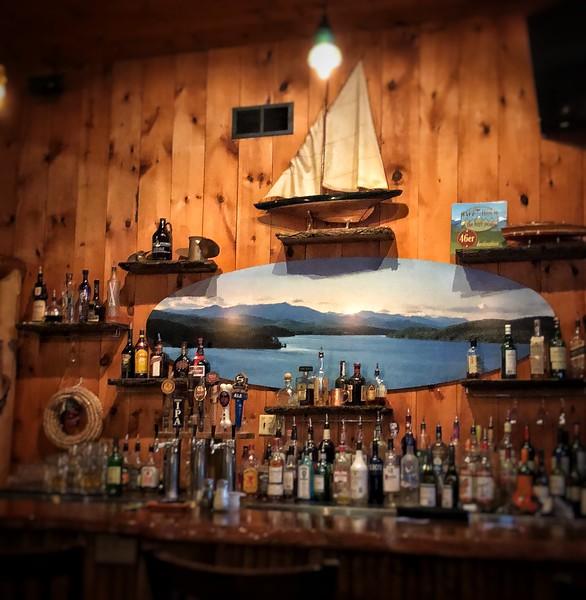 bar decoration