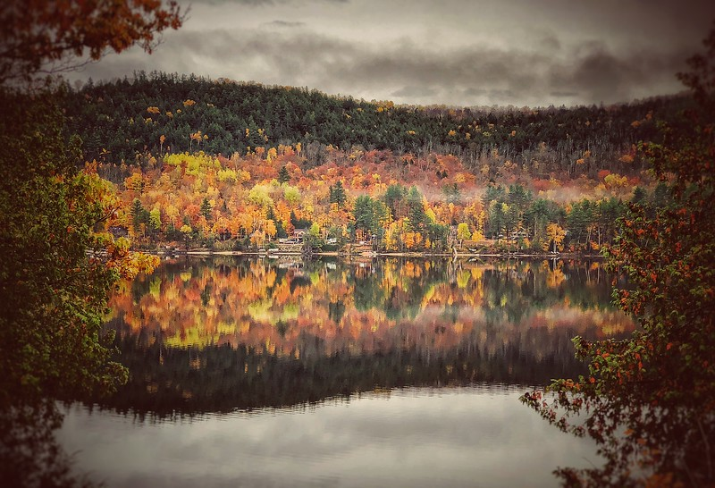 Schroon Lake, Fall 2018