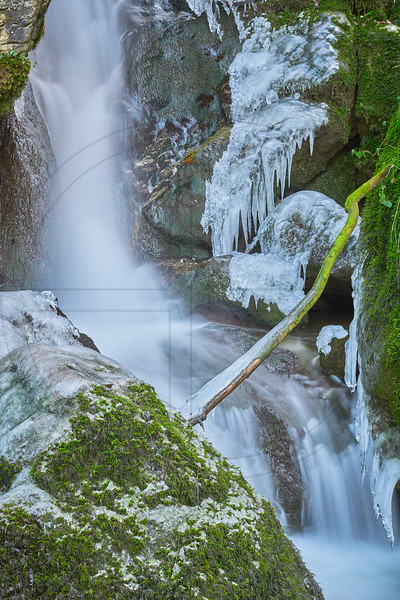 Chastelbach In Ice
