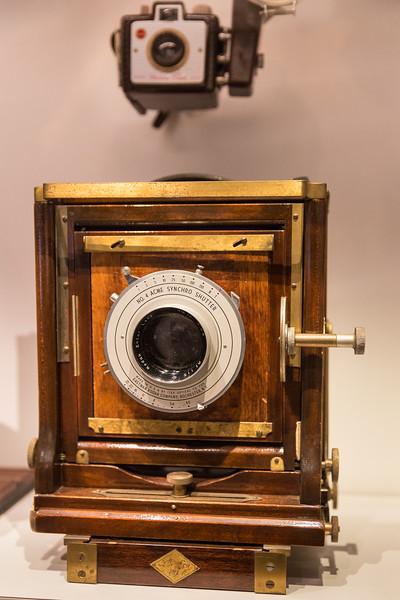 Agfa View Camera and Hawkeye