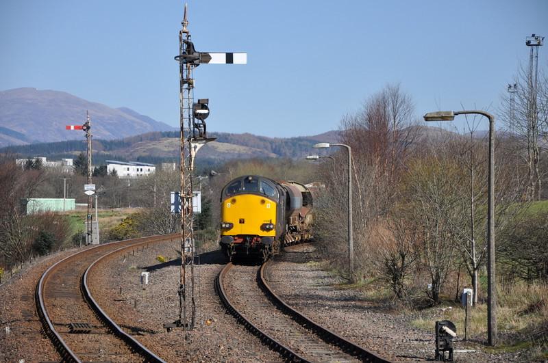 37059, Fort William depot. 22/03/12.