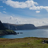 View from Neist Point, Waterstein Peninsula, Isle of Skye, Scotland