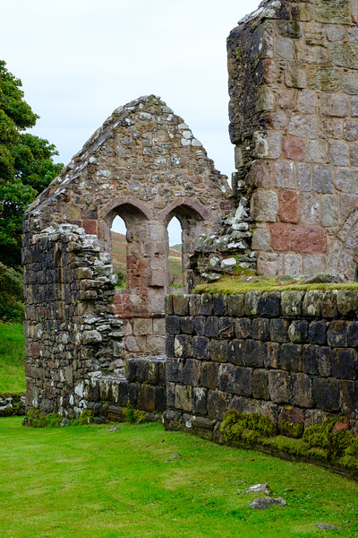 St. Blane's Church, Garrochty, Isle of Bute, Scotland