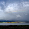 Rainbow over Scalpay, Isle of Skye, Scotland