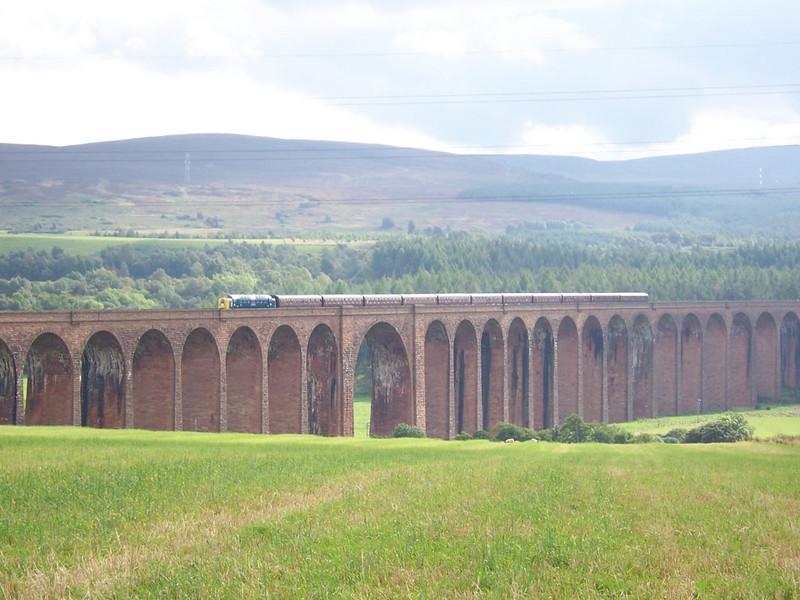 55022, Culloden Viaduct. September 2006.
