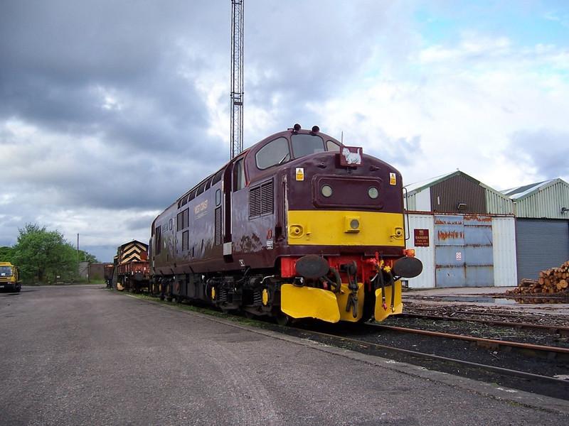 37214, Fort William. April 2006.