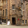 Writer's Museum in Edinburgh Scotland