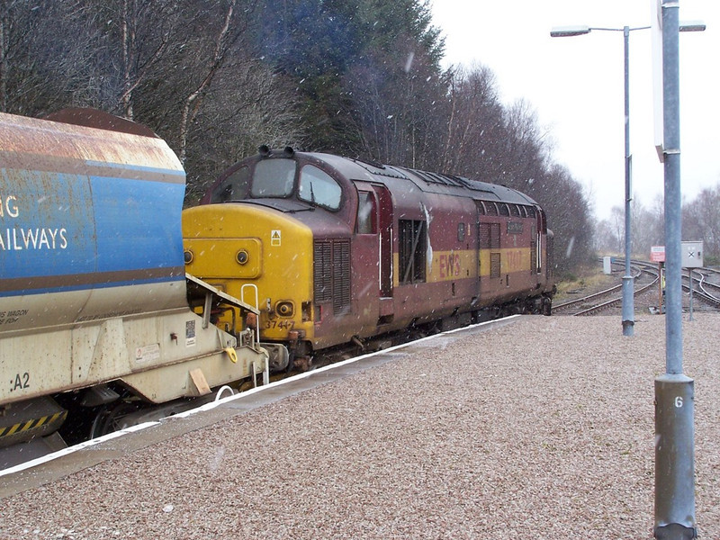 37417, Tyndrum Upper. March 2008.