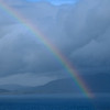 Rainbow, Rothsay, Isle of Bute, Scotland