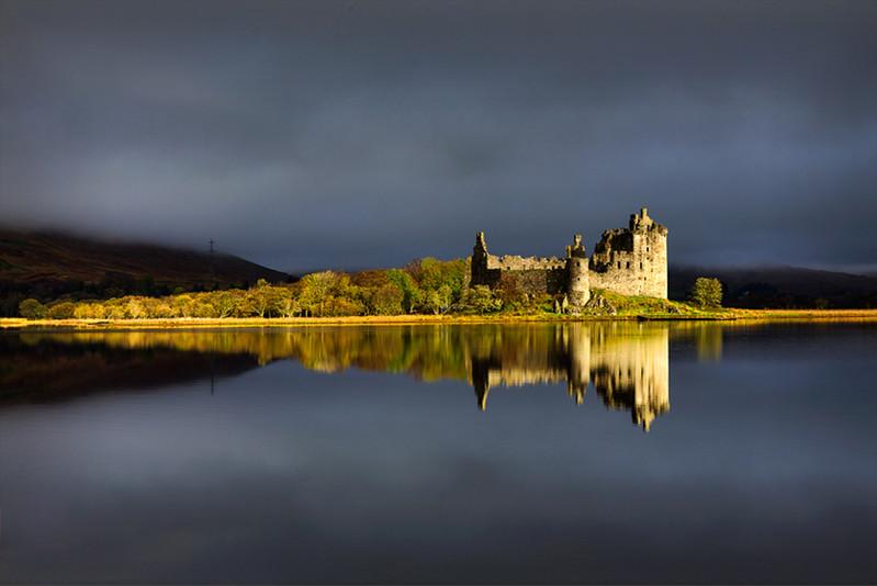 Kilchurn Castle - Loch Awe, Scotland