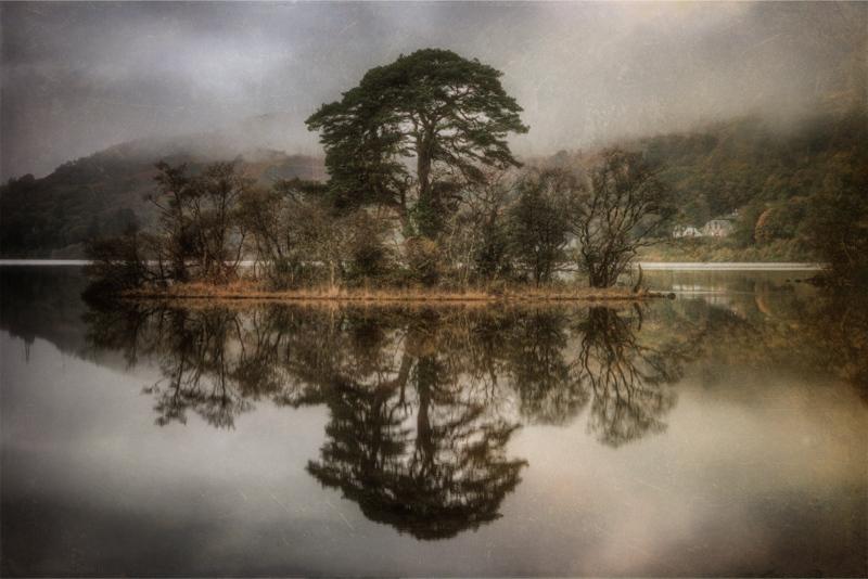 Little Island - Loch Awe, Scotland