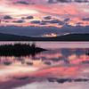Sunrise, Loch Harray