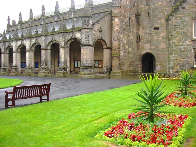 Scotland St Andrews University