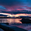 First Rays, Loch Harray