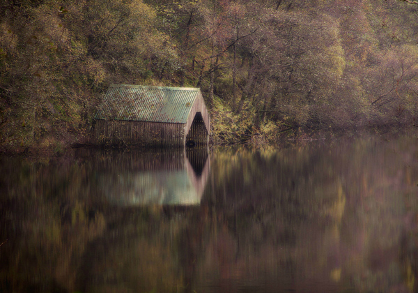 The Boathouse - Loch Ard, Scotland