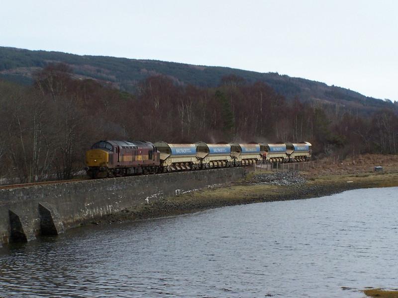 37417, Loch Eil. March 2008.
