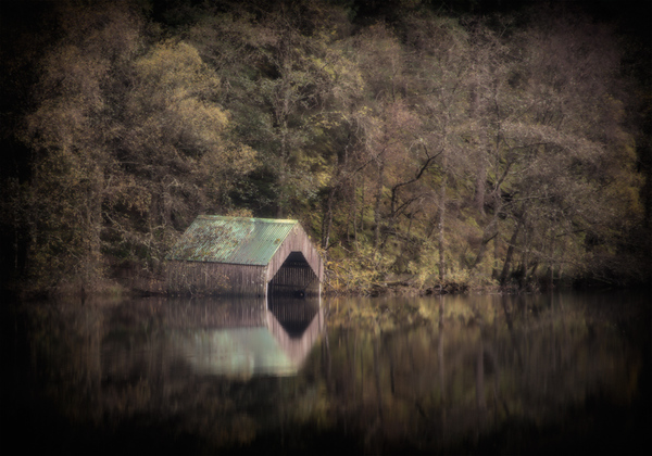 The Boathouse 2 - Loch Ard, Scotland