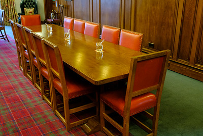The Tasting Room, Glenfarclas Distillery, Ballindalloch, Scotland