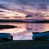 Loch Harray dawn