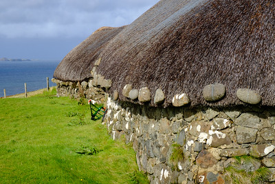 Skye Museum of Island Life, Trotternish Peninsula, Isle of Skye, Scotland