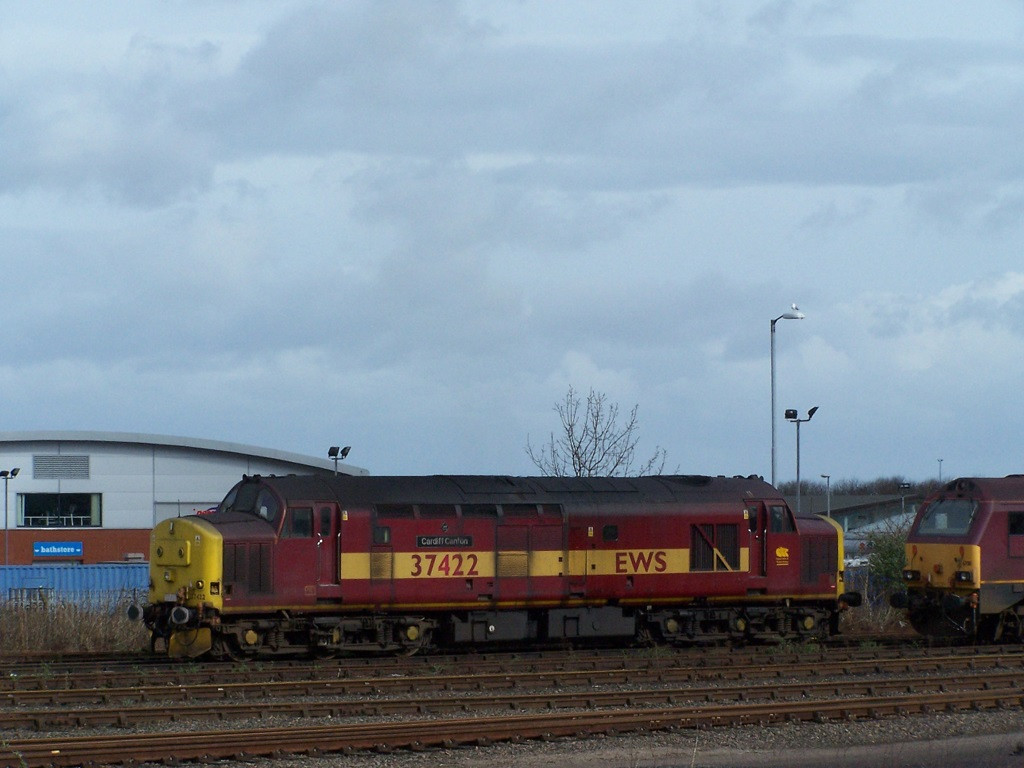 37422, Inverness. March 2008.