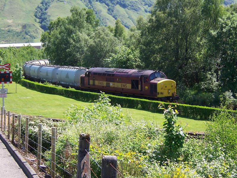 37405, Fort William. June 2006.