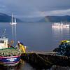 Main Pier, Plockton, Scotland
