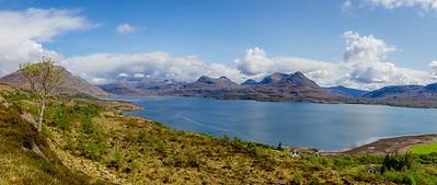 Upper Loch Torridon.