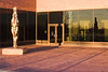 Frank Carney Sculpture Deck, Wichita Art Museum