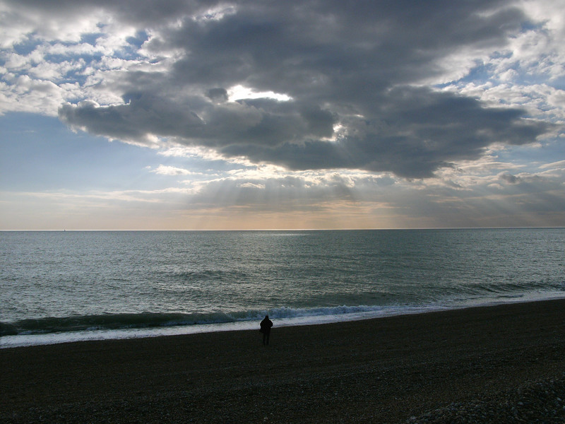 Seaford Beach, 2005.