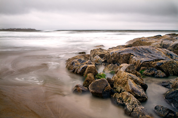 Rocks and Soft Tide