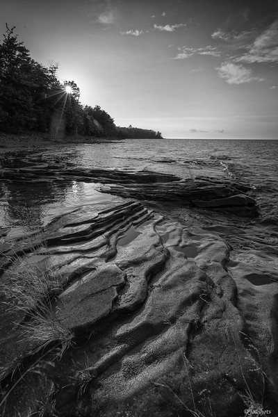 Point Abbaye, Baraga County, MI 2014