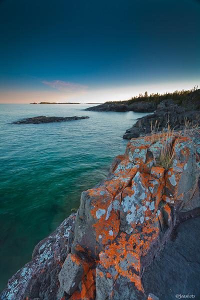 Isle Royale, U.P MI 2012
