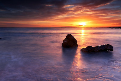 Seacliff Beach at Sunrise